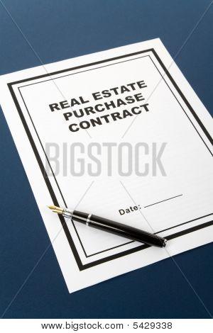 Immobilien-Kaufvertrag