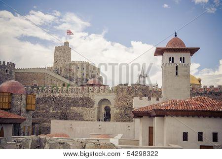 Rabat Fortress in Akhaltsikhe, Georgia