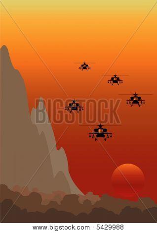 Dawn attack