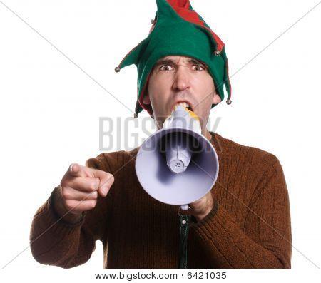 Hollering Elf
