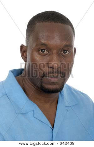 Handsome Casual Male Portrait 3