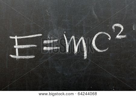 Mass Energy Equation
