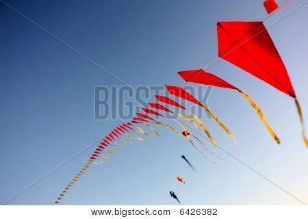 Flying Kites