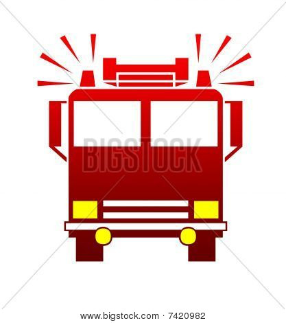 Fire Engine Or Truck