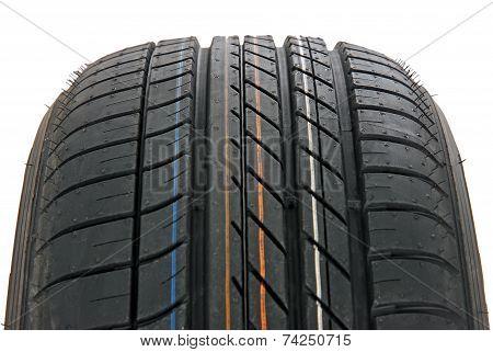 brand new modern summer sports tire