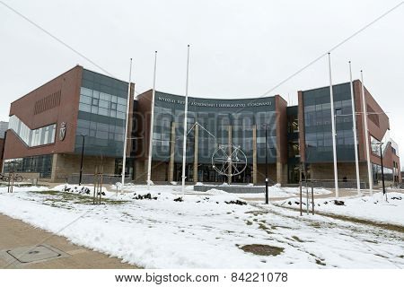 Cracow - Jagiellonian Univesity
