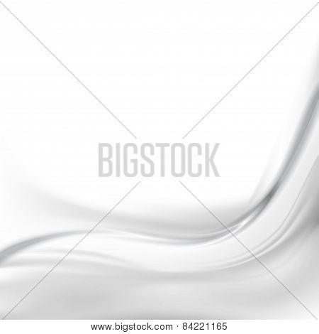Metal Alloy Liquid Border Abstract Modern Background Design