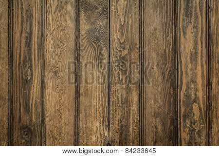Brown wood panels background