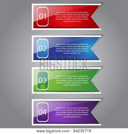 Web Banner Vector Design Template