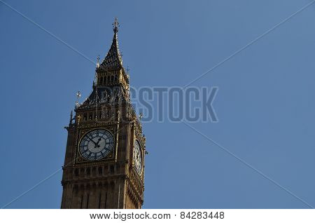 Big Ben And Detail