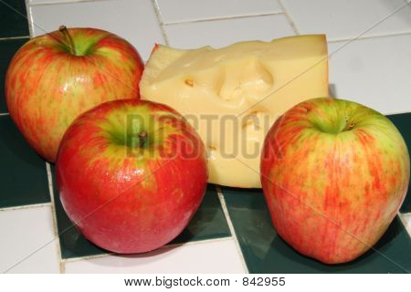 Three Apples a Day