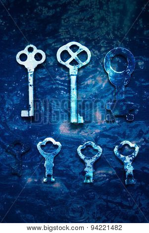 Seven keys