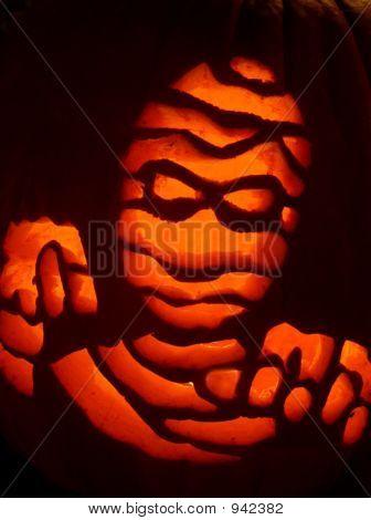 Jack O Lantern 3