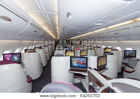 Airbus A380 Business Class
