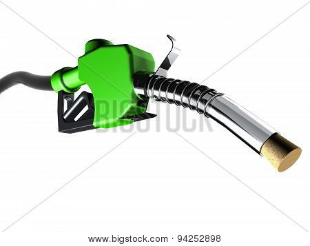 Fuel Pump With A Cork