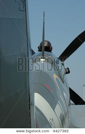 World War II Fighter Plane