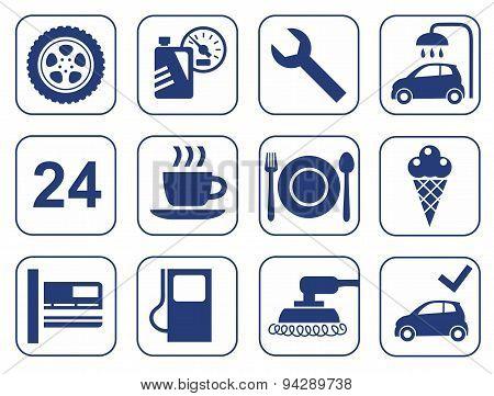 Car Wash, Auto Repair, Tire S...