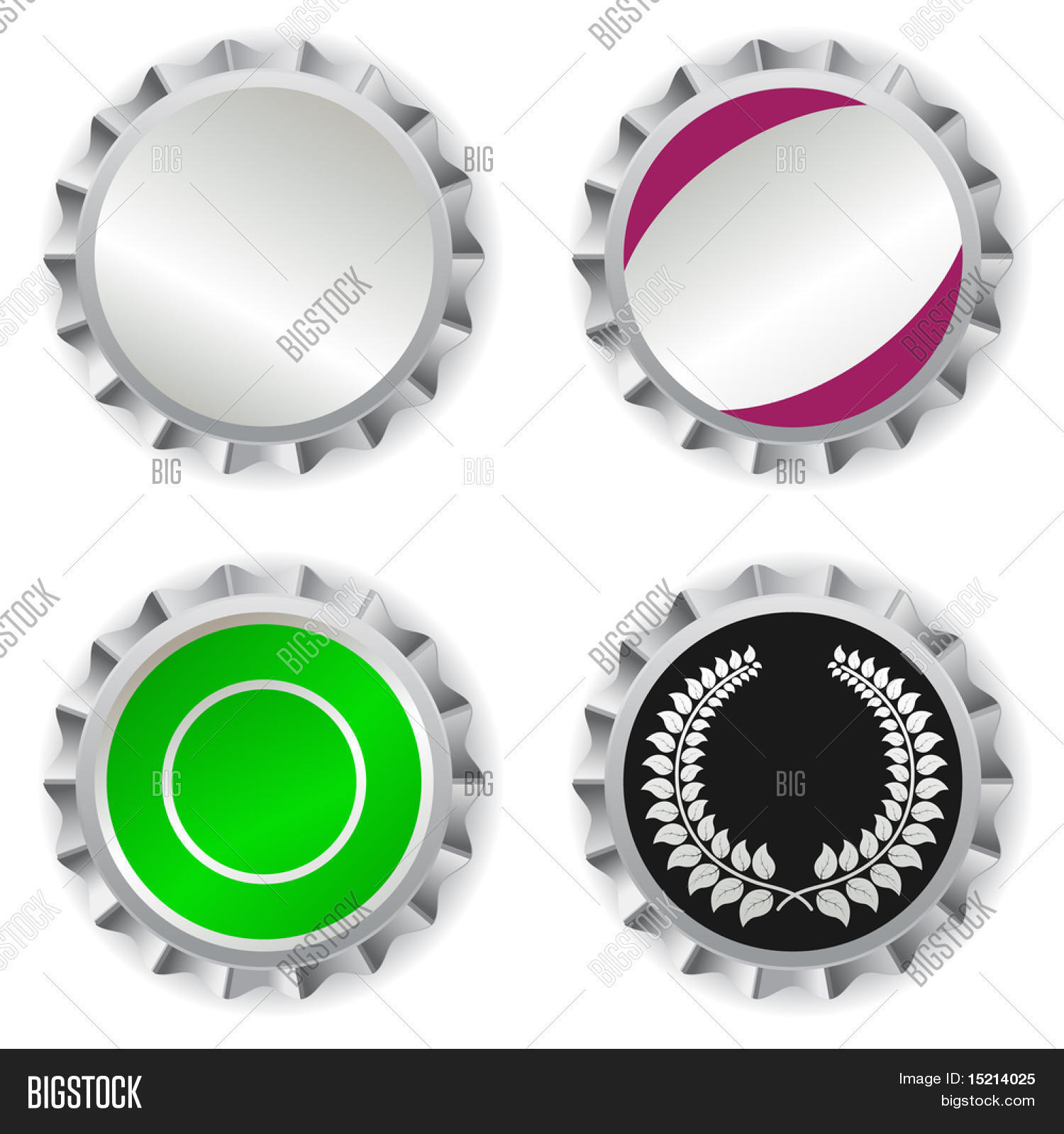 vector bottle cap vector photo free trial bigstock