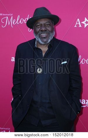 LOS ANGELES - OCT 10:  Frankie Faison at the