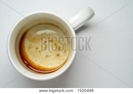 Empty Coffee Cup - Cup Of Coffee
