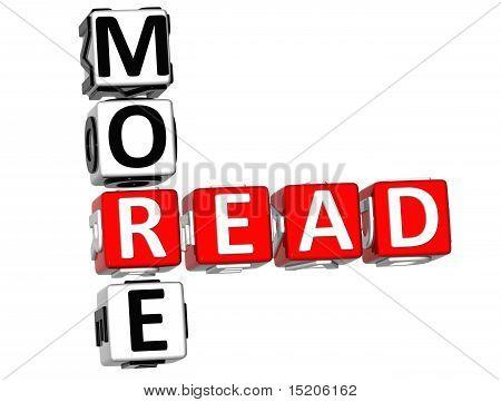 Read More Crossword