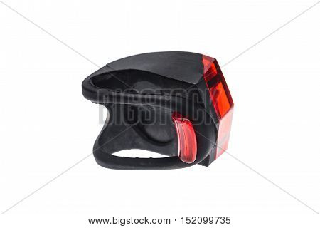 Detachable Bicycle Safety Red Blinking Tail Led Light.