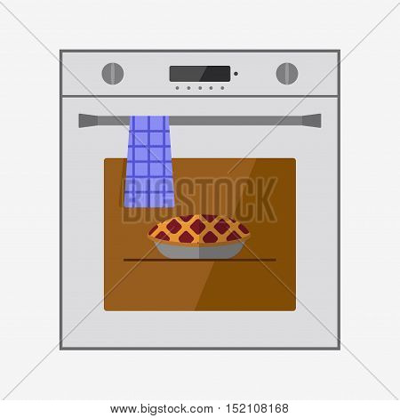 Oven Icon Vector