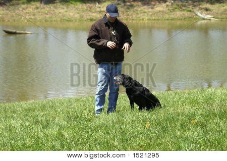 Retriever And Trainer