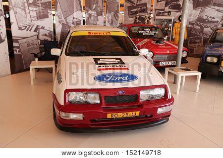 Ford Rally Car
