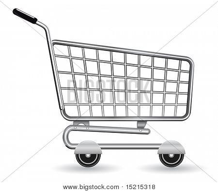 Warenkorb Einkaufswagen-Symbol