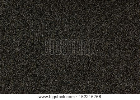 Gray monotone grain texture. Glitter sand background.
