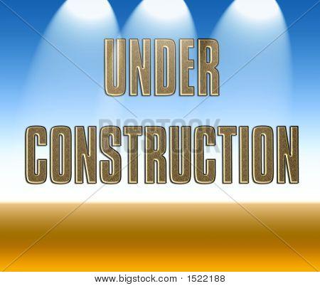 Under Construction #3