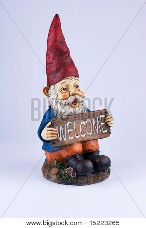 Ornamental Garden Gnome