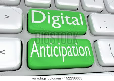 Digital Anticipation Concept