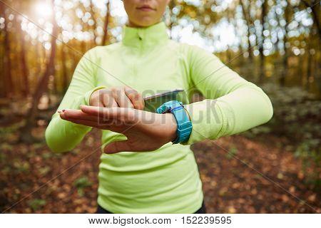 Synchronization Before Running