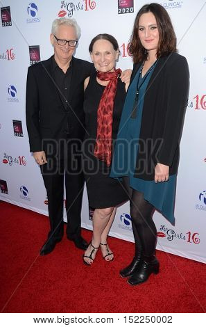 LOS ANGELES - OCT 16:  Beth Grant at the 16th Annual Les Girls Cabaret at the Avalon Hollywood on October 16, 2016 in Los Angeles, CA