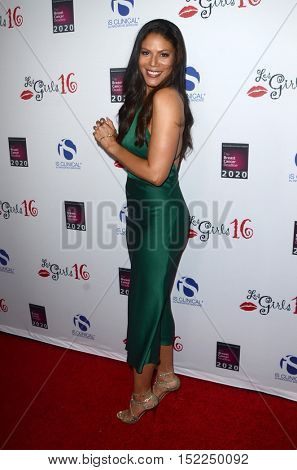 LOS ANGELES - OCT 16:  Merle Dandridge at the 16th Annual Les Girls Cabaret at the Avalon Hollywood on October 16, 2016 in Los Angeles, CA
