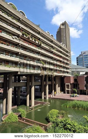 The Barbican, London