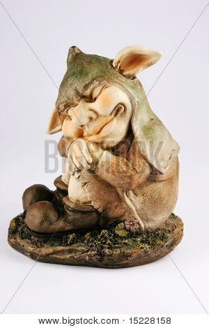 Ornamental Garden Troll