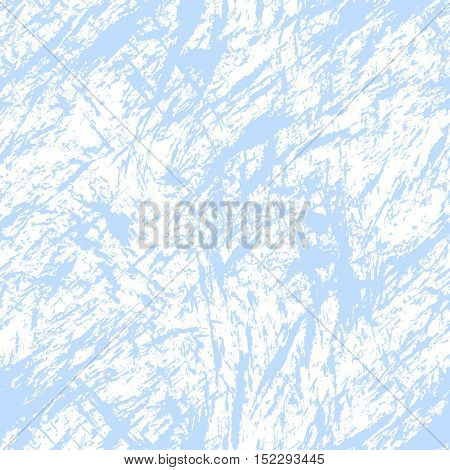 Seamless grunge background blue color