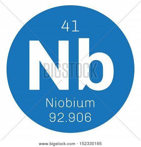 Niobium Chemical Element