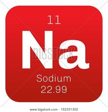 Sodium Chemical Element