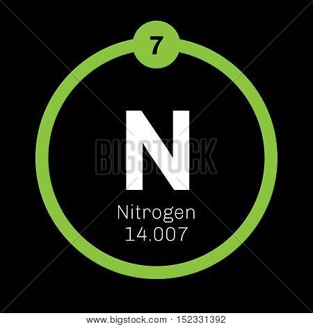 Nitrogen Chemical Element