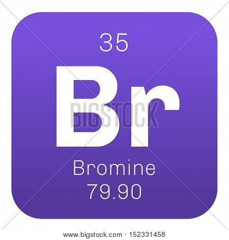 Bromine Chemical Element