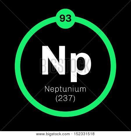 Neptunium Chemical Element