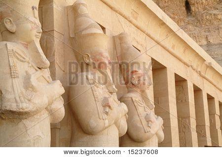 Egypt, Luxor, Hatshepsut
