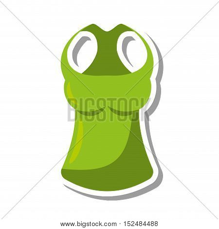 blouse female fitness isolated icon vector illustration design
