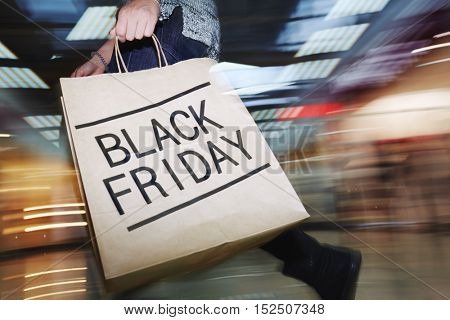 Black Friday craze