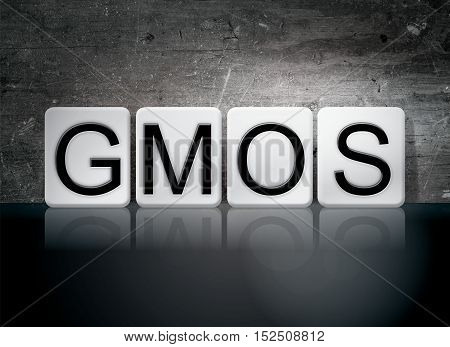 Gmos Tiled Letters Concept And Theme