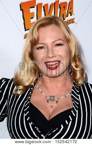 LOS ANGELES - OCT 17:  Traci Lords at the